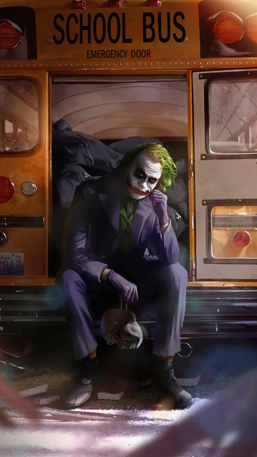 Joker Bank Heist