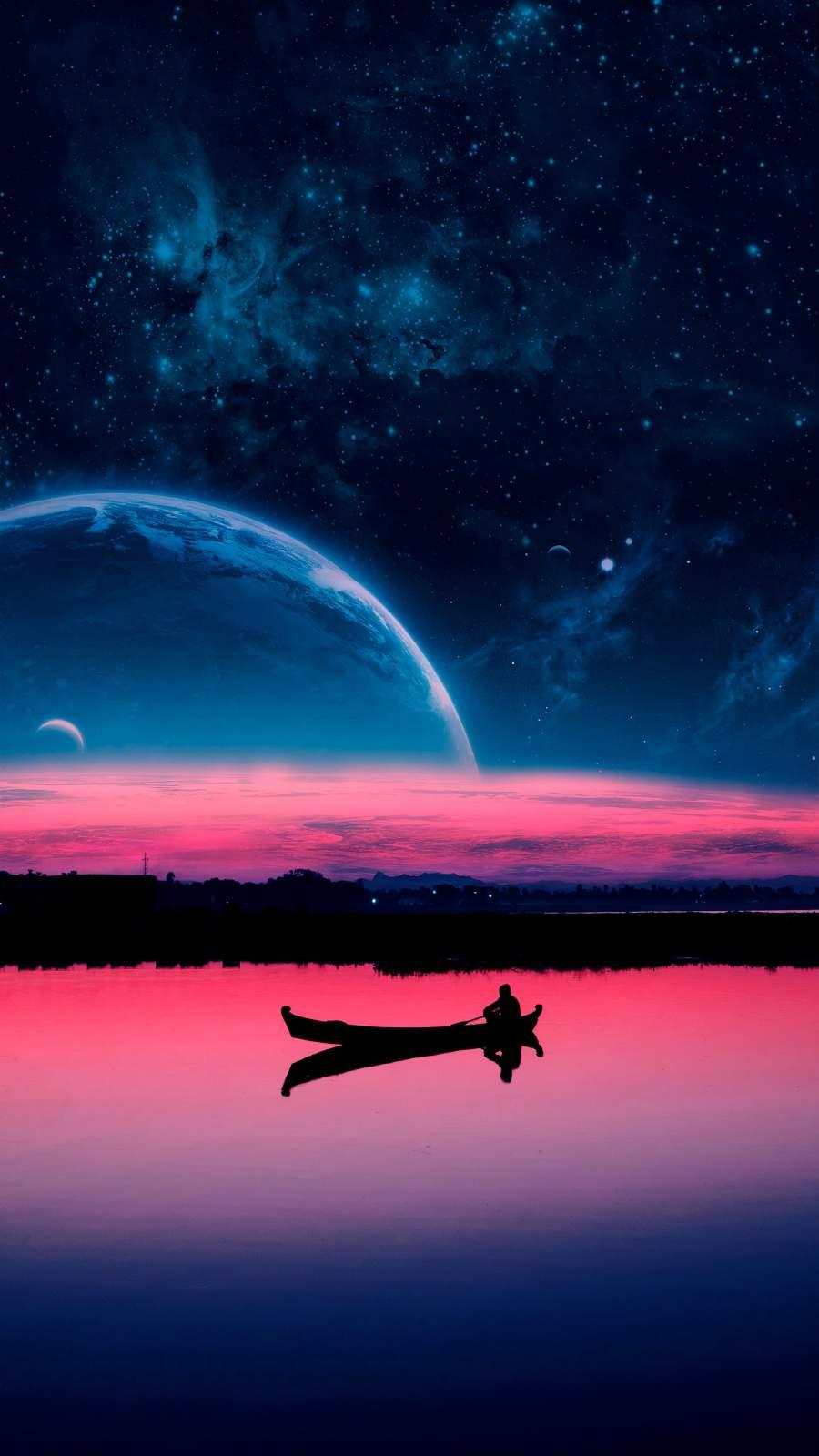 Lake Horizon Space