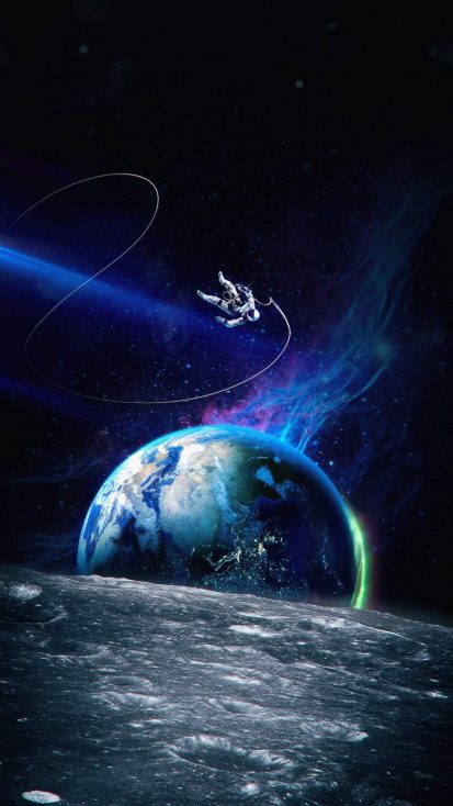 Lost Astronaut Space