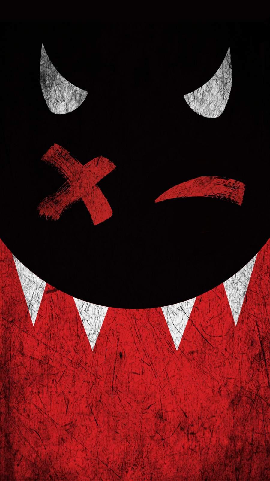 Monster Smile Wallpaper