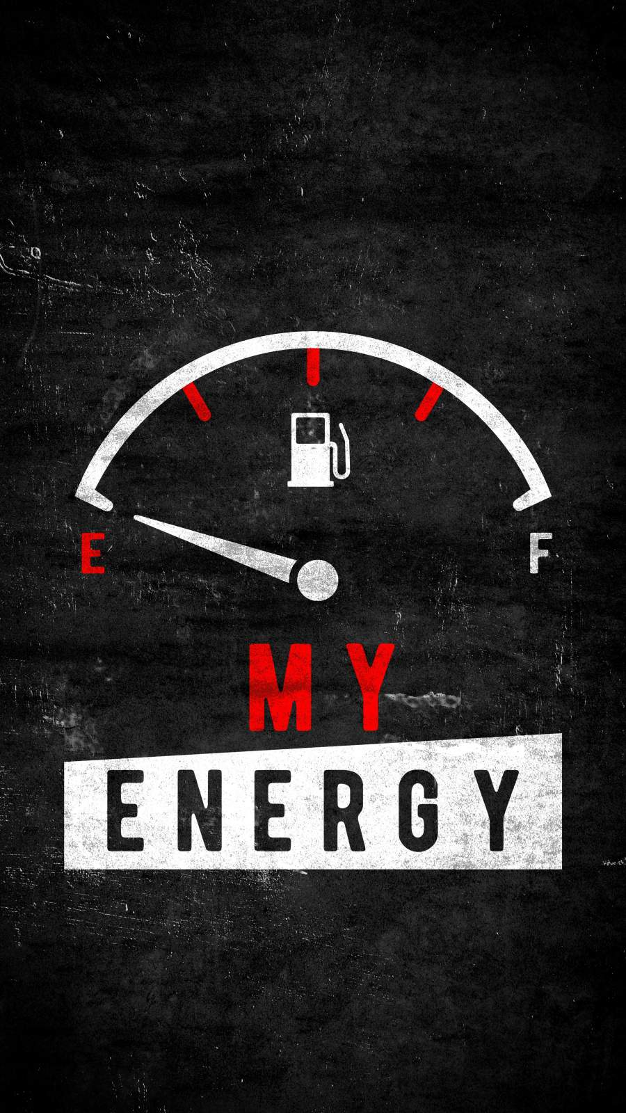 My Energy iPhone Wallpaper