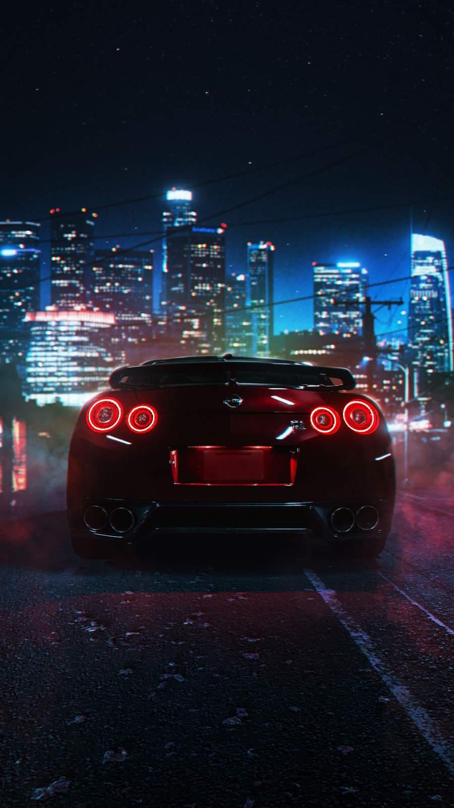 Nissan GTR Lights