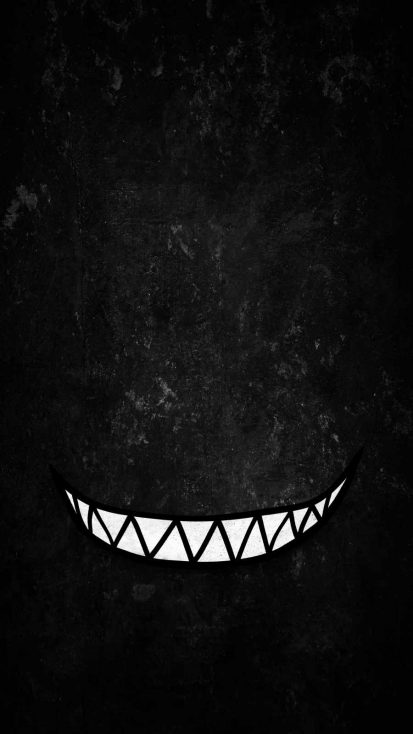 Phone Smile iPhone Wallpaper