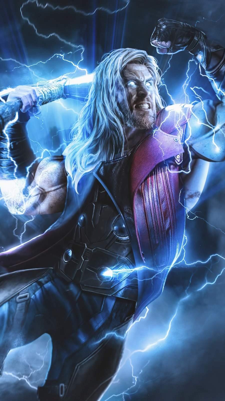 Thor Thunder Strike