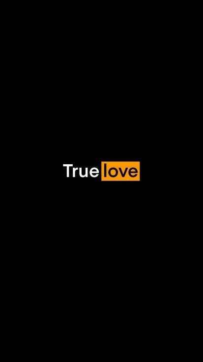 True Love iPhone Wallpaper