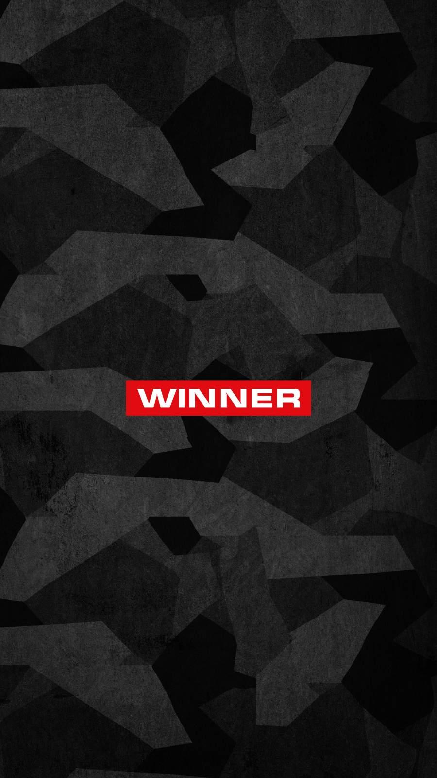 Winner iPhone Wallpaper