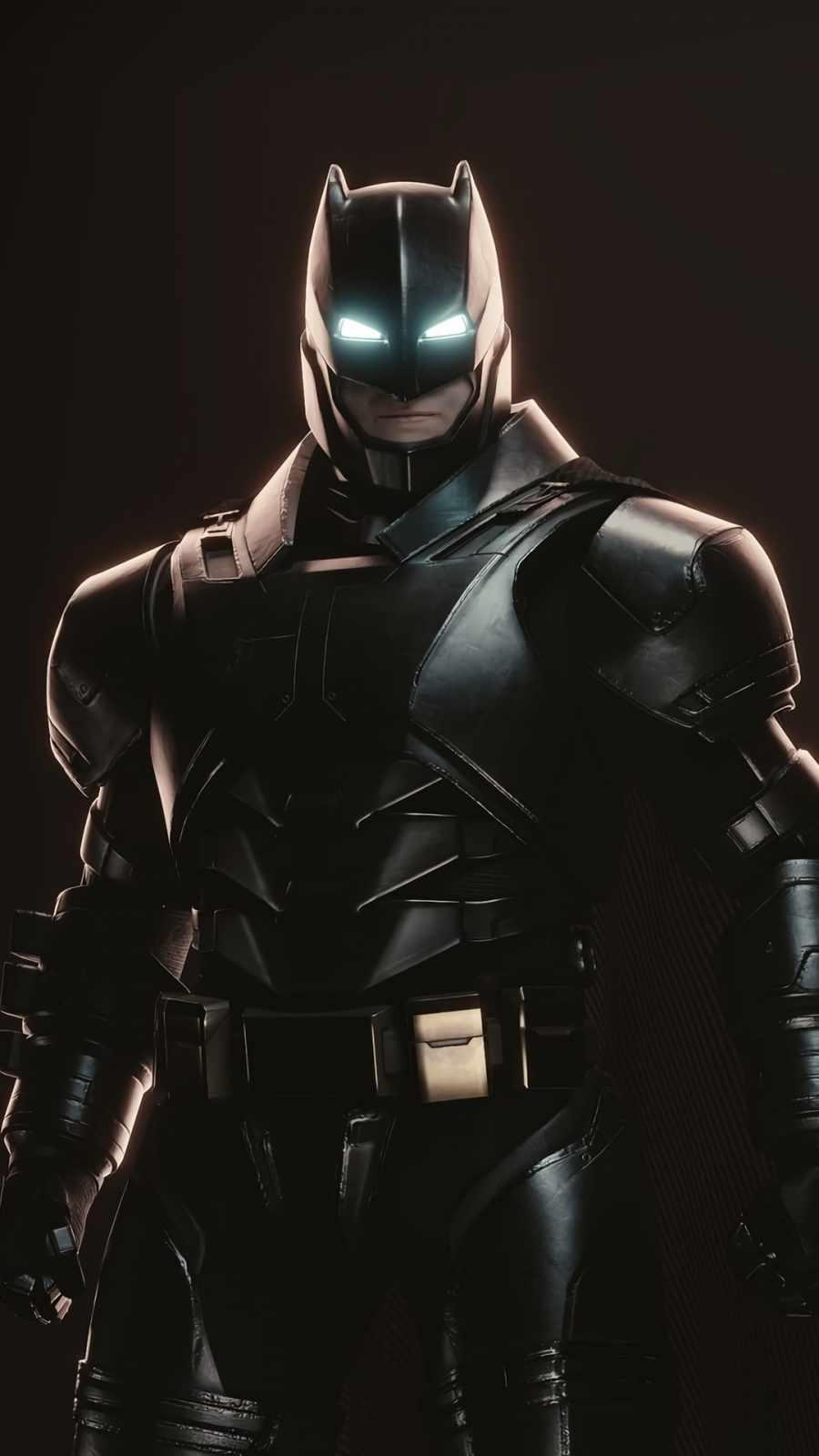 Bat Suit iPhone Wallpaper
