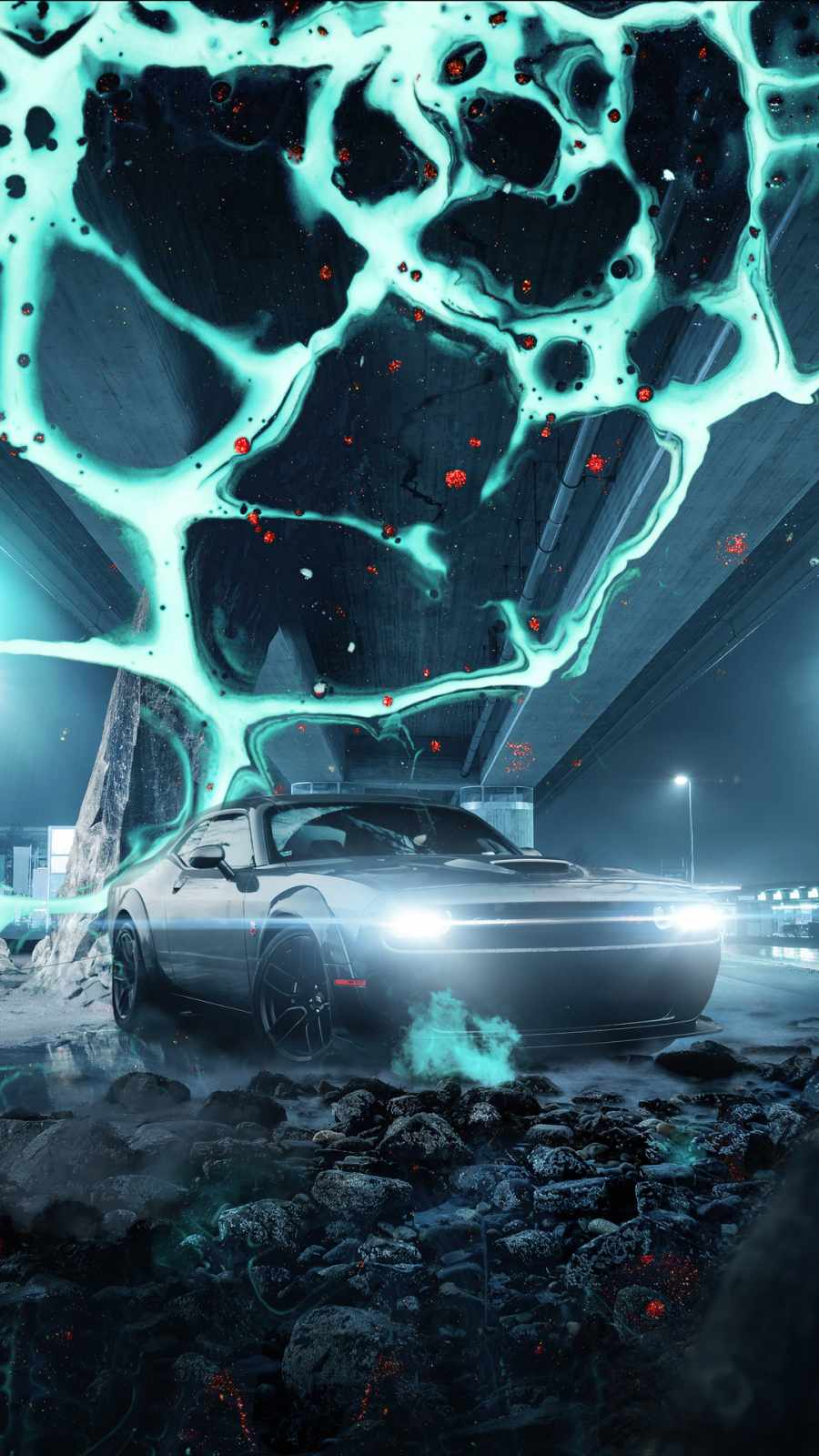 Dodge Challenger SRT Energy