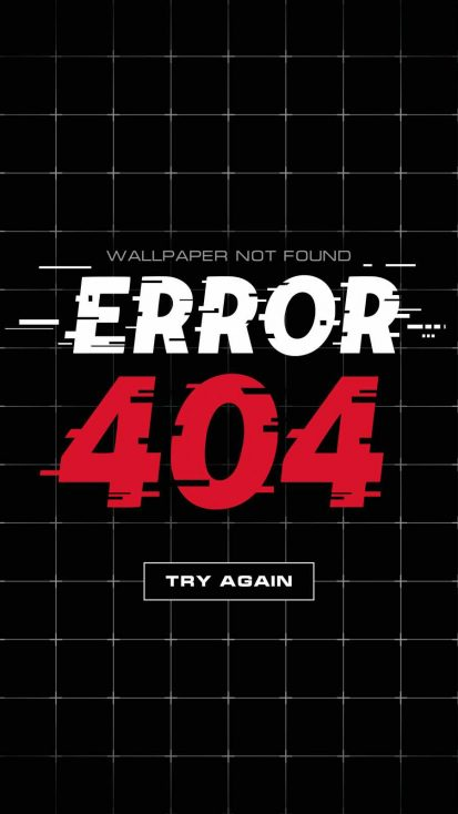 ERROR 404 Wallpaper
