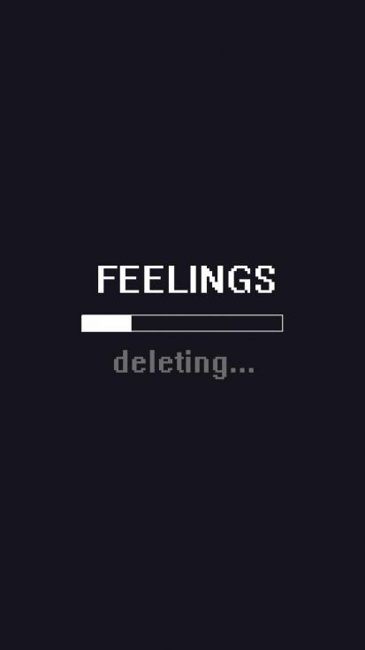 Feelings Deleting