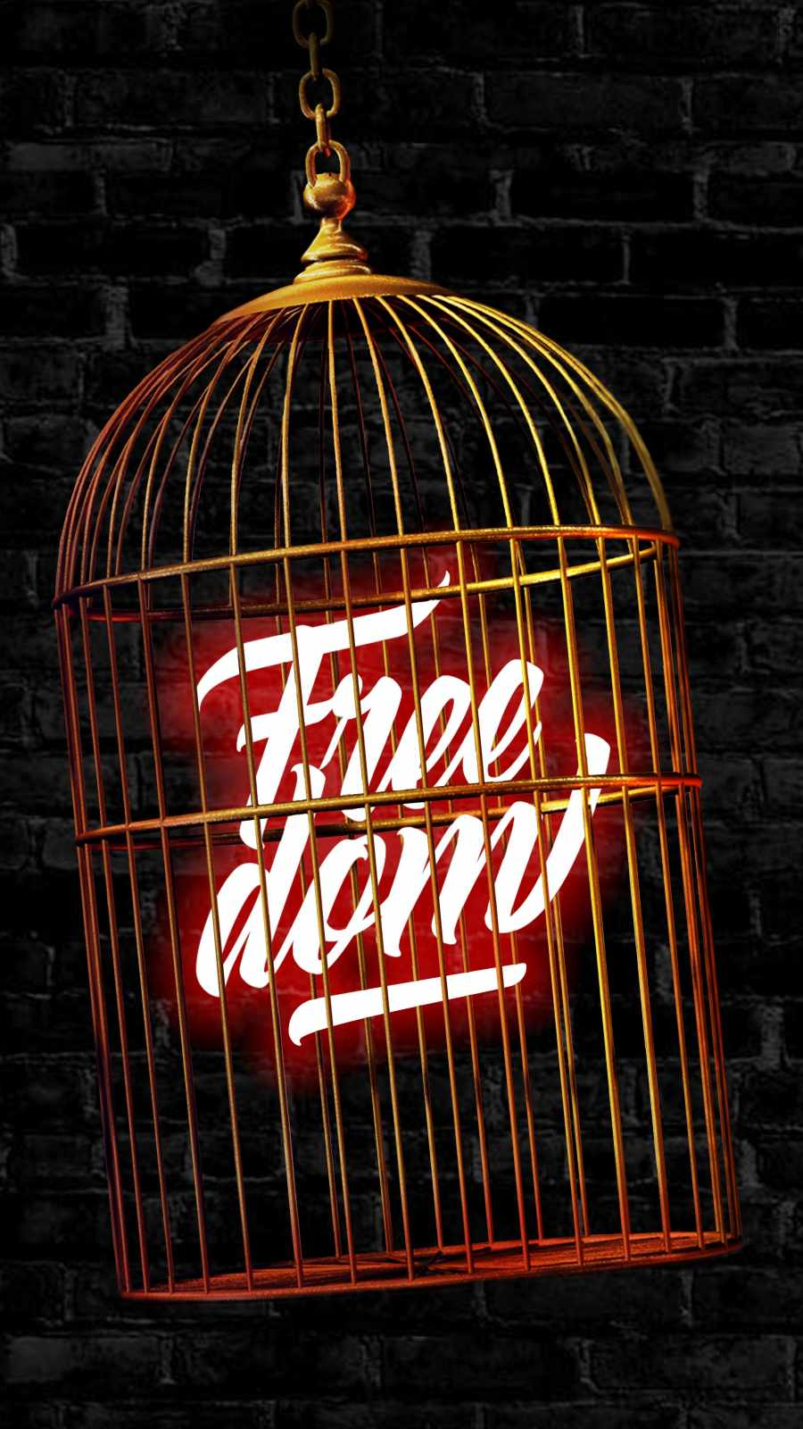 Freedom iPhone Wallpaper