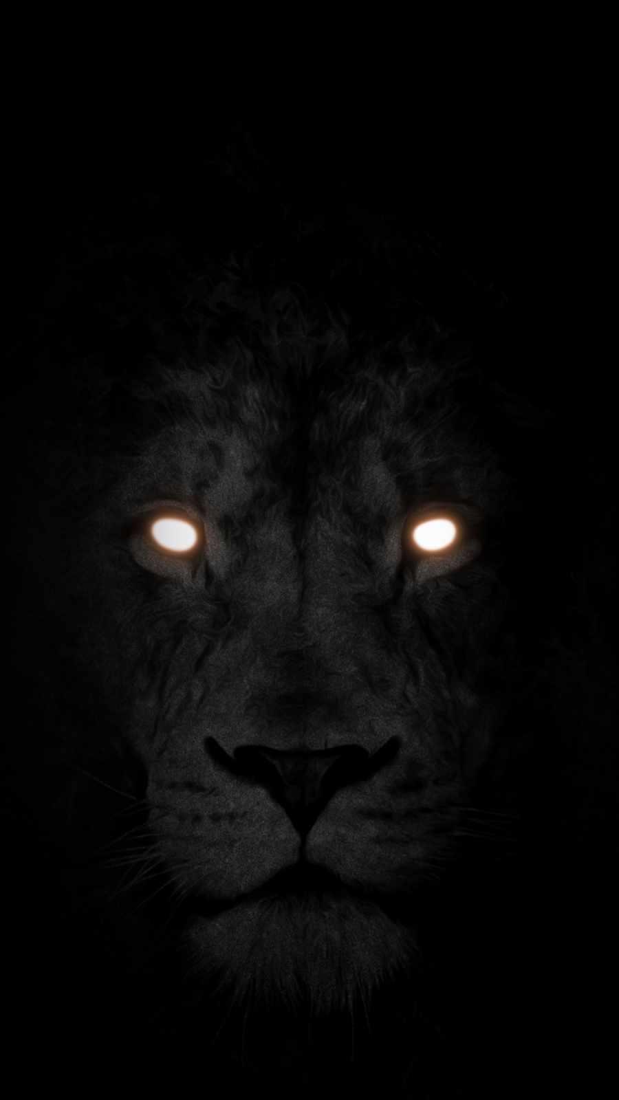 Glow Eye Lion