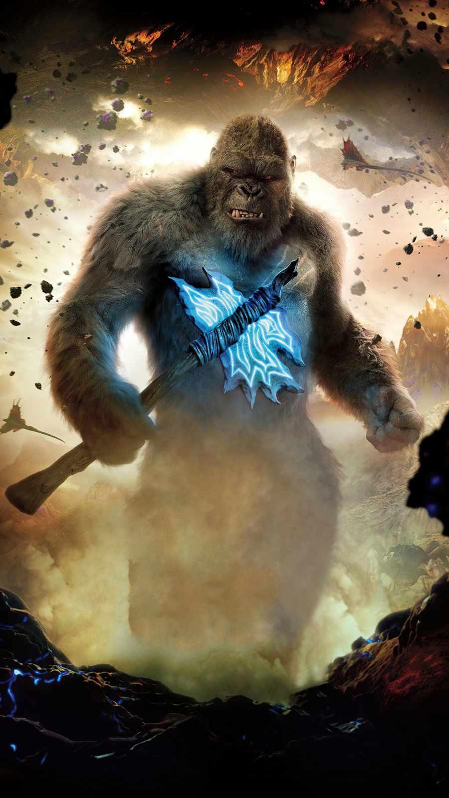 Godzilla v Kong movie