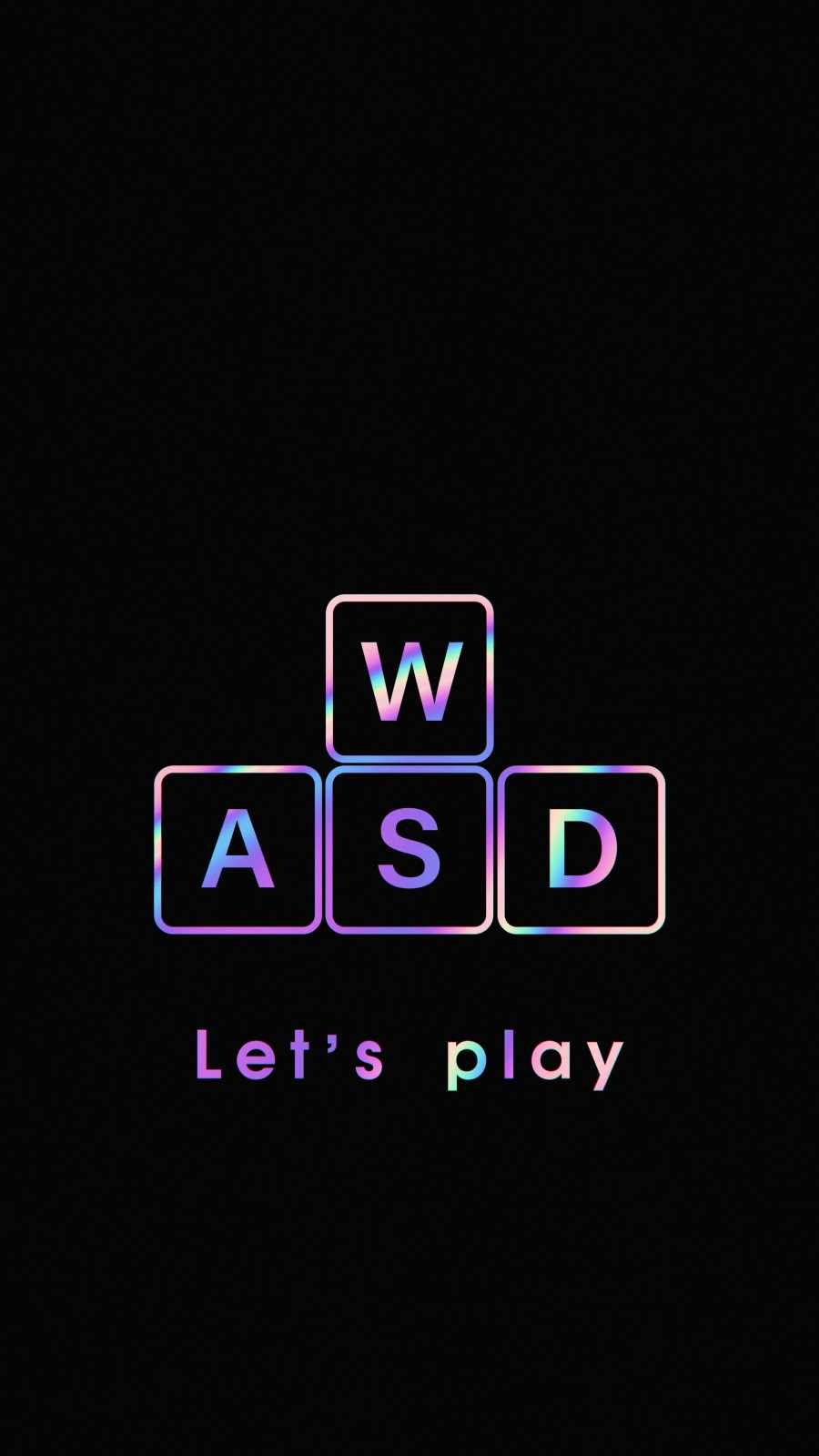 Lets Play iPhone Wallpaper
