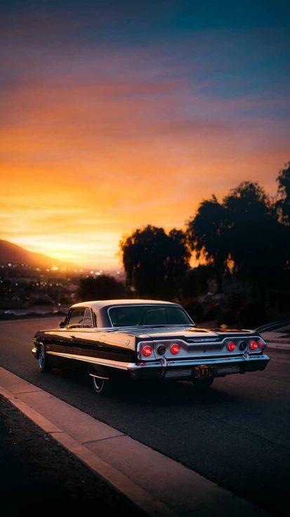 Low Rider Classic Car
