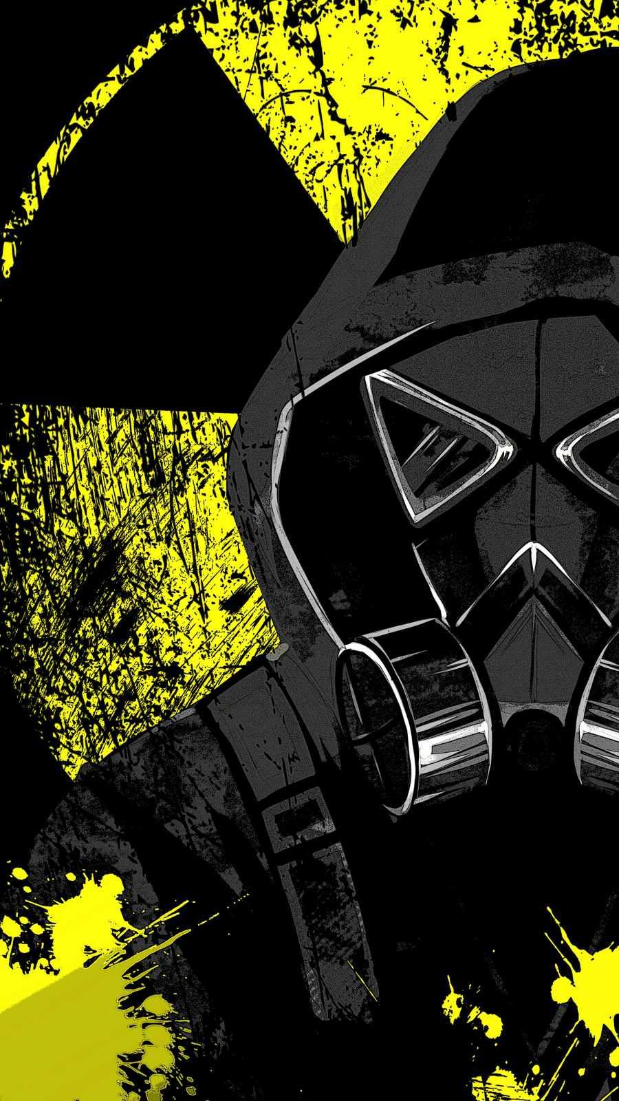Nuclear Masked Hoodie Guy