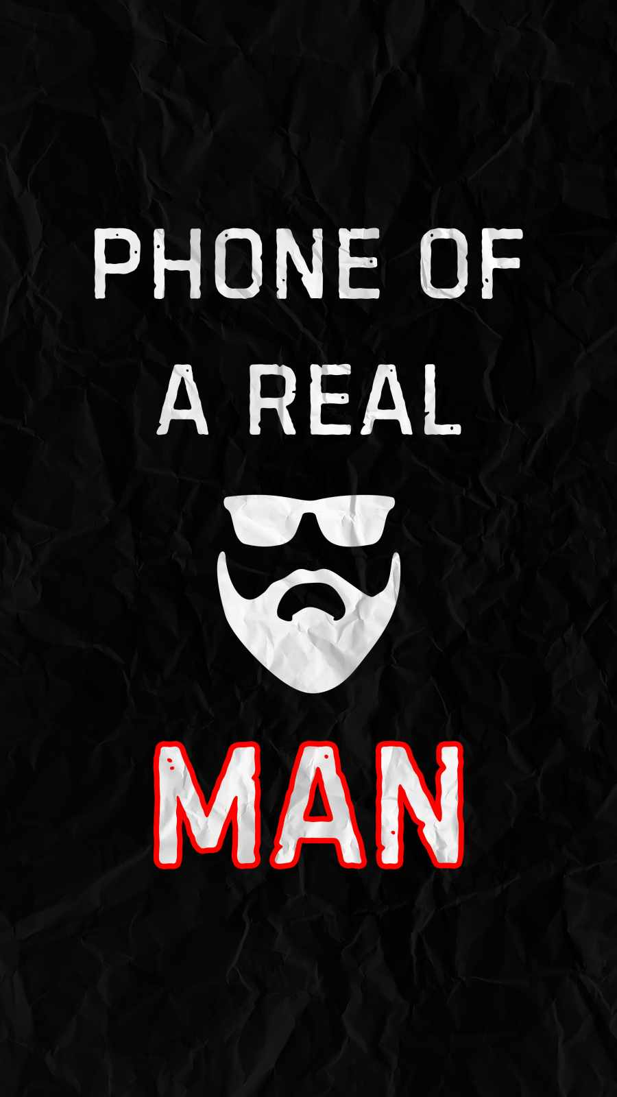 Phone of a Real Man