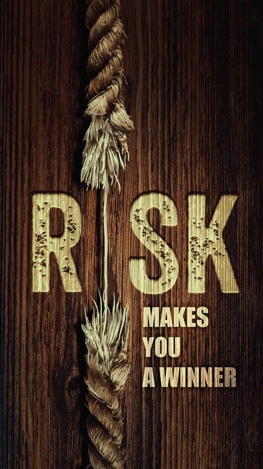 RISK Makes you Winner