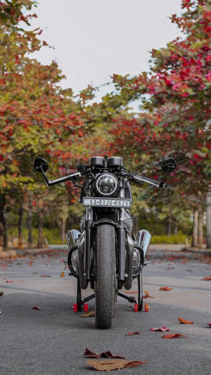 Royal Enfield Classic Modification