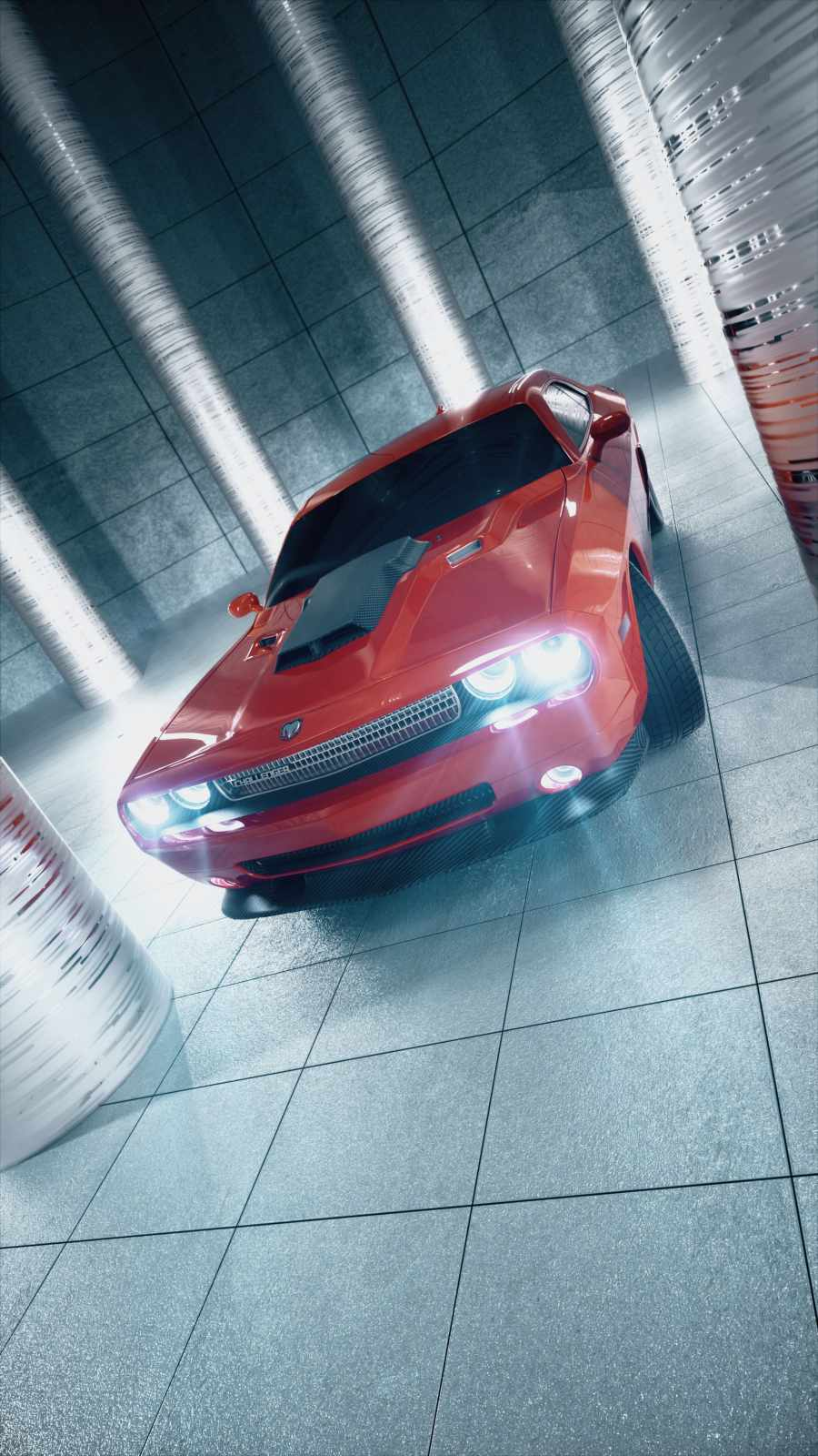 SRT Dodge Challenger