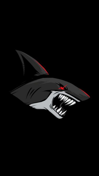 Shark iPhone Wallpaper