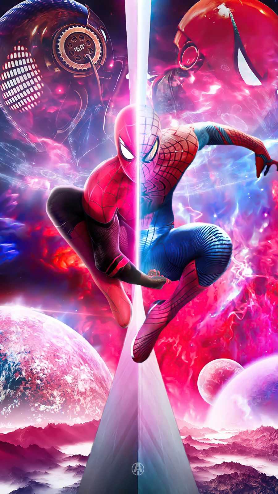 Spiderverse Spiderman