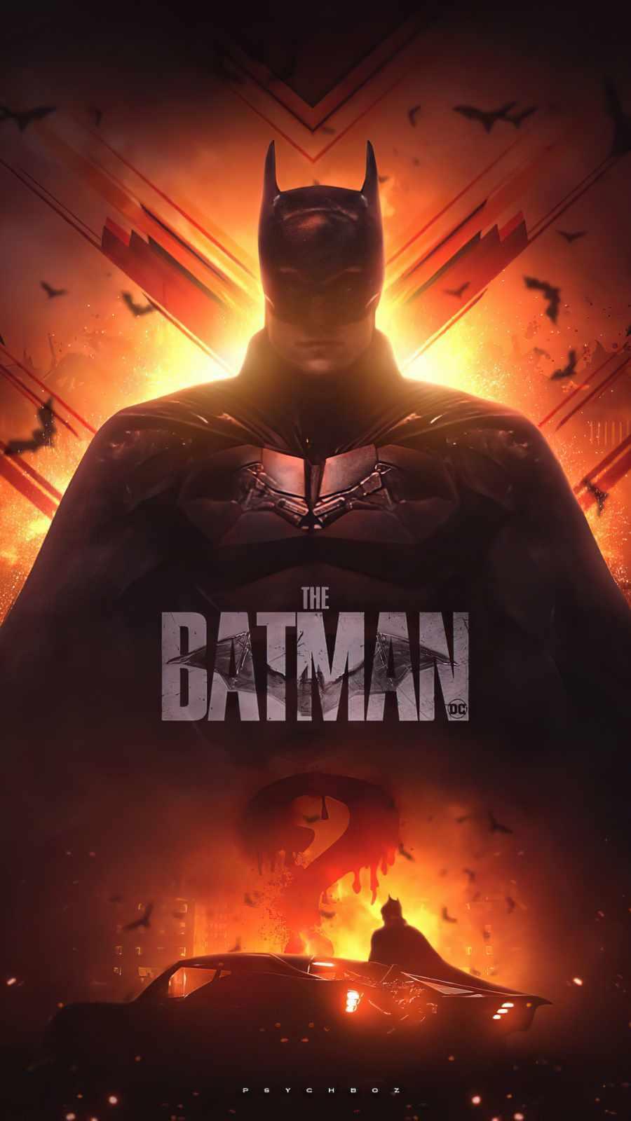 The Batman Movie 4K