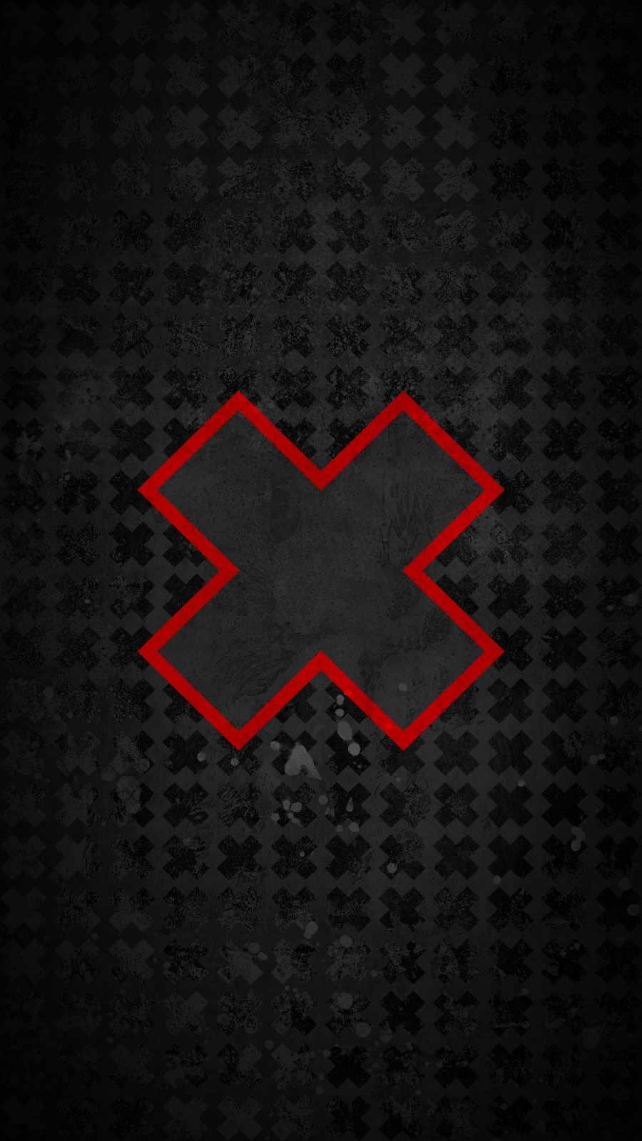 X Art iPhone Wallpaper
