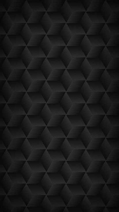 3D Cubes iPhone Wallpaper