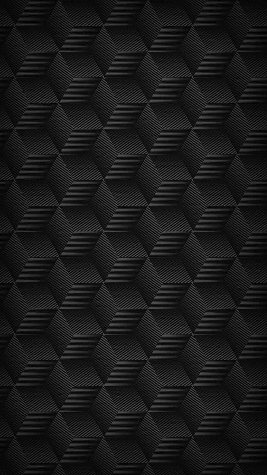 3D Cubes iPhone Wallpaper