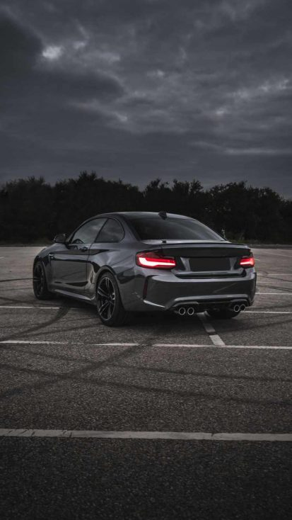 Black BMW iPhone Wallpaper