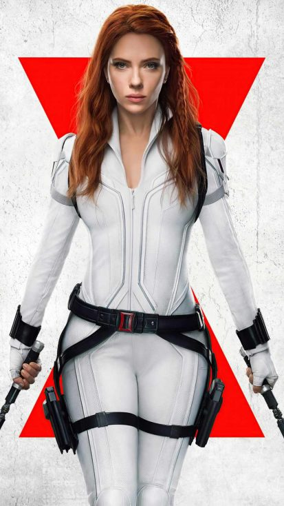 Black Widow Movie iPhone Wallpaper