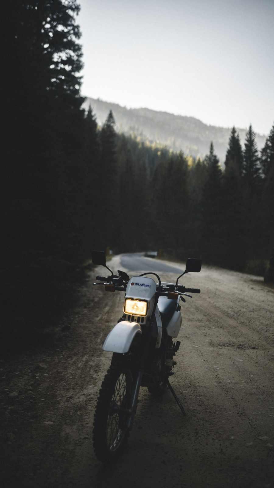 Dirt Bike Forest