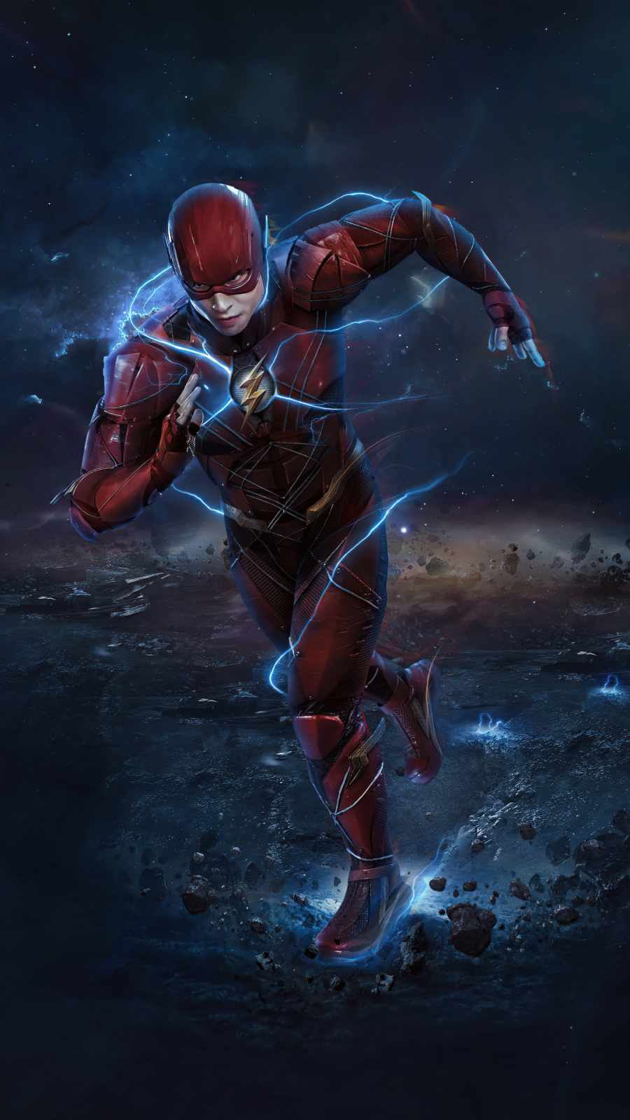Flash Running Zack Synder Cut