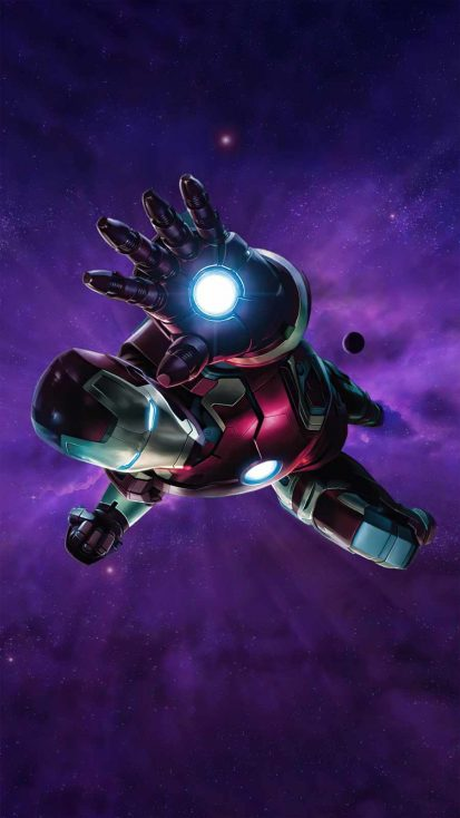 Iron Man Powerful Weapon