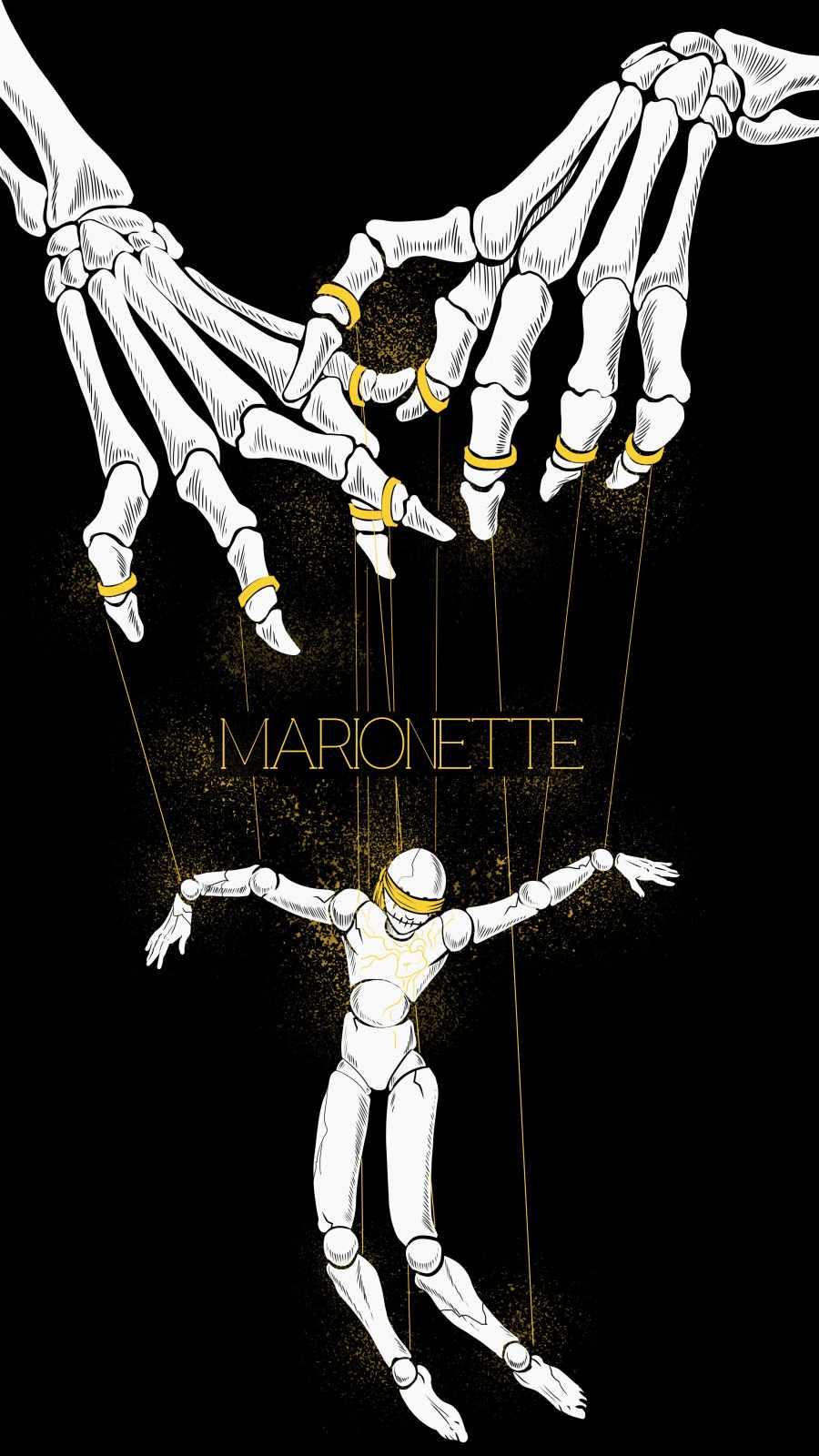 Marionette iPhone Wallpaper