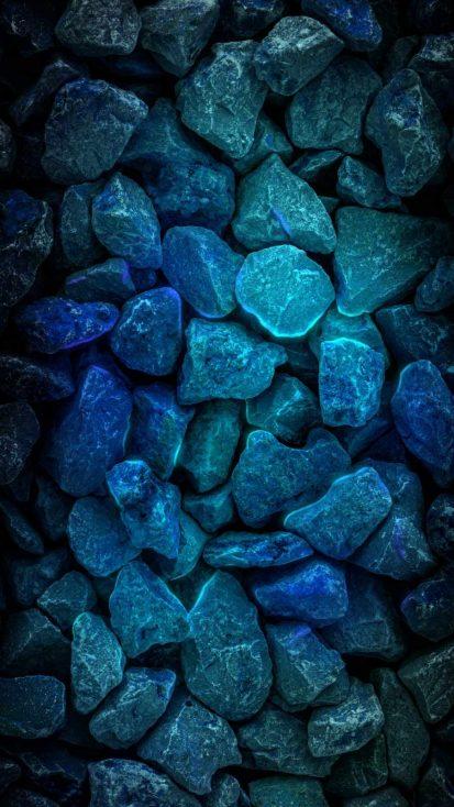 Neon Glow Stones 1