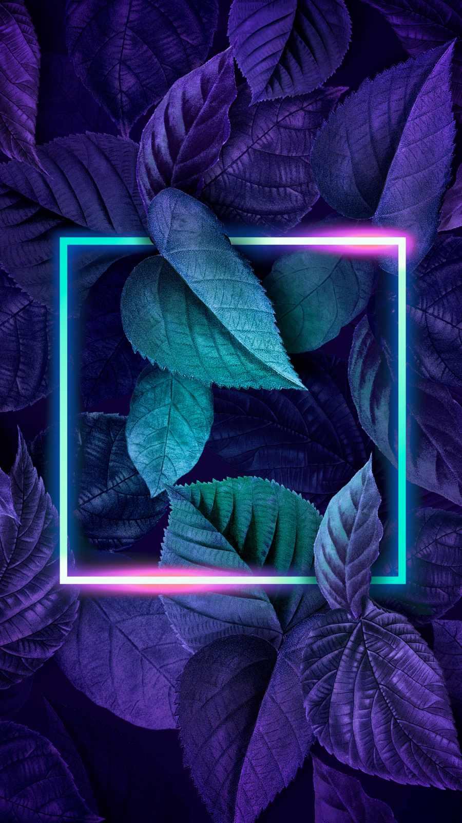 Neon Nature Foliage HD