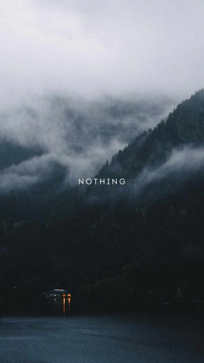 Nothing iPhone Wallpaper