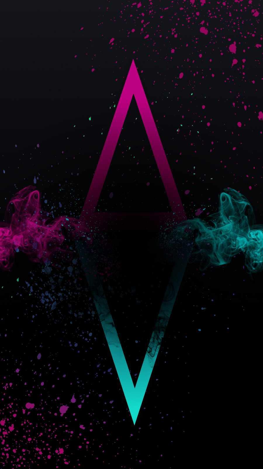Rhombus Neon Smoke 1