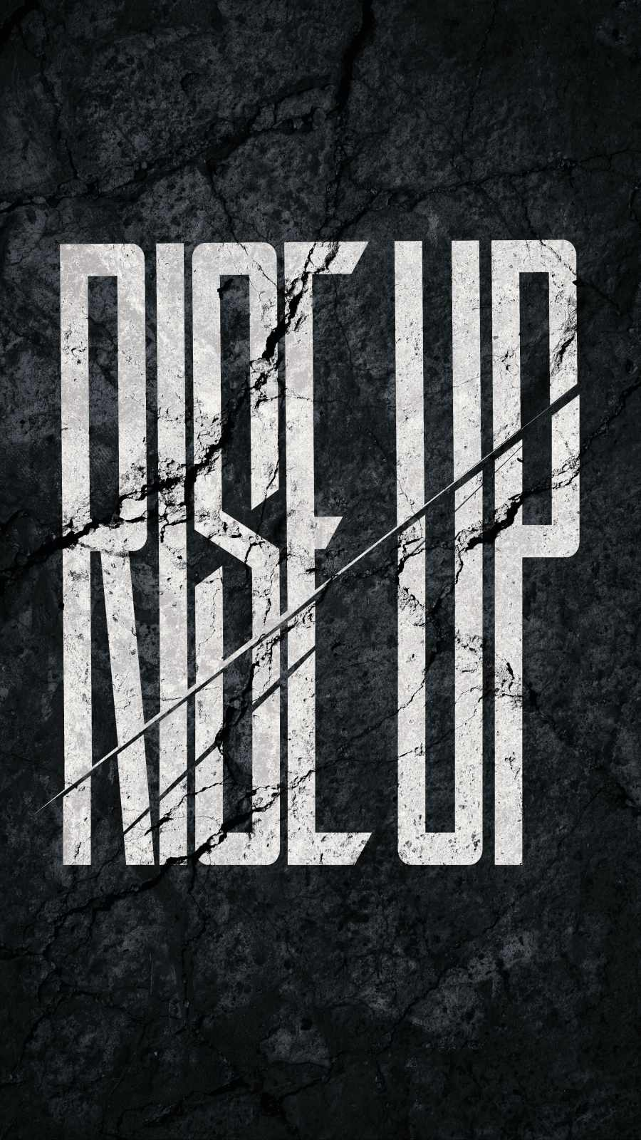 Rise Up iPhone Wallpaper