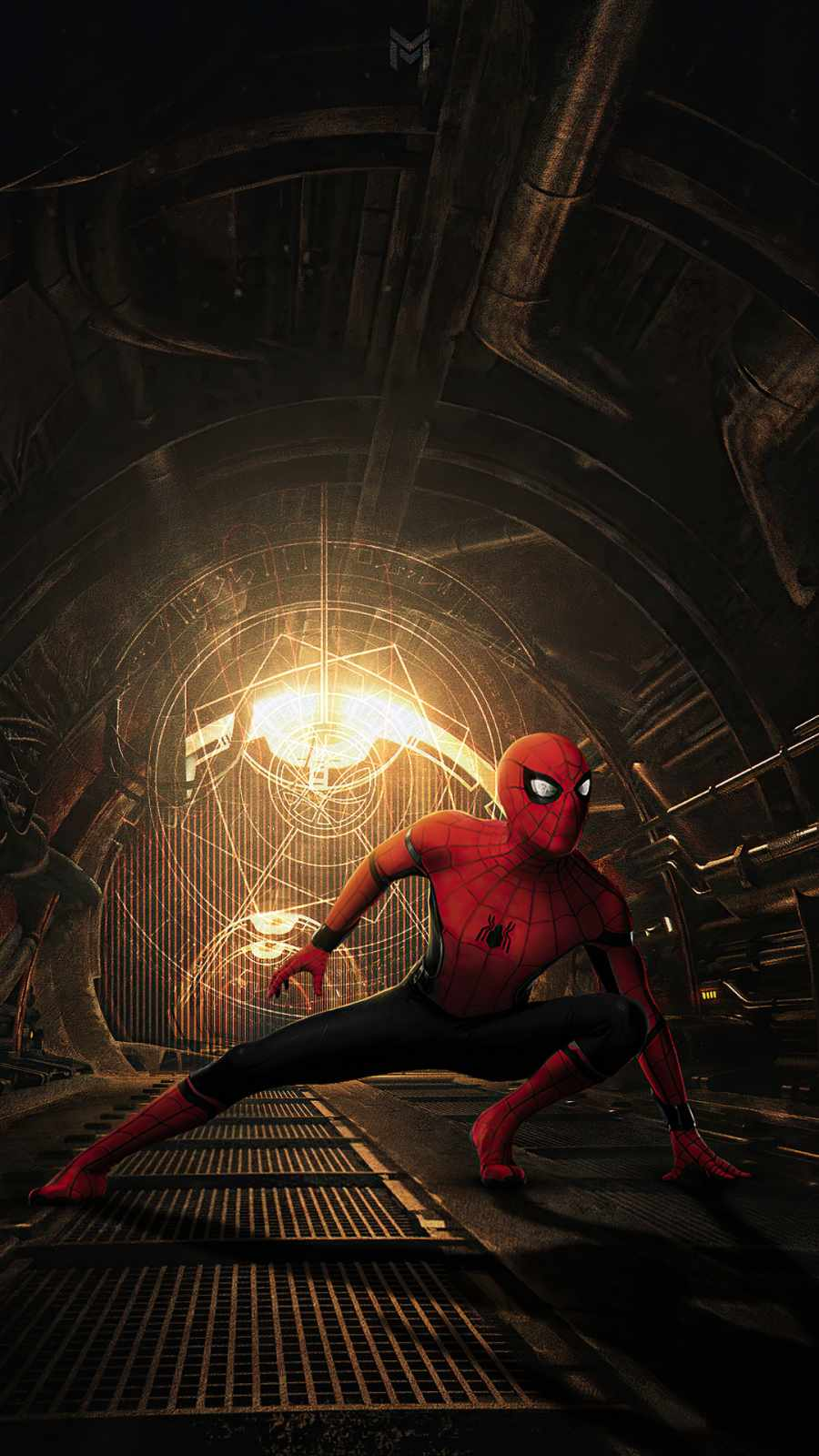 Spider Man no way Home Artwork