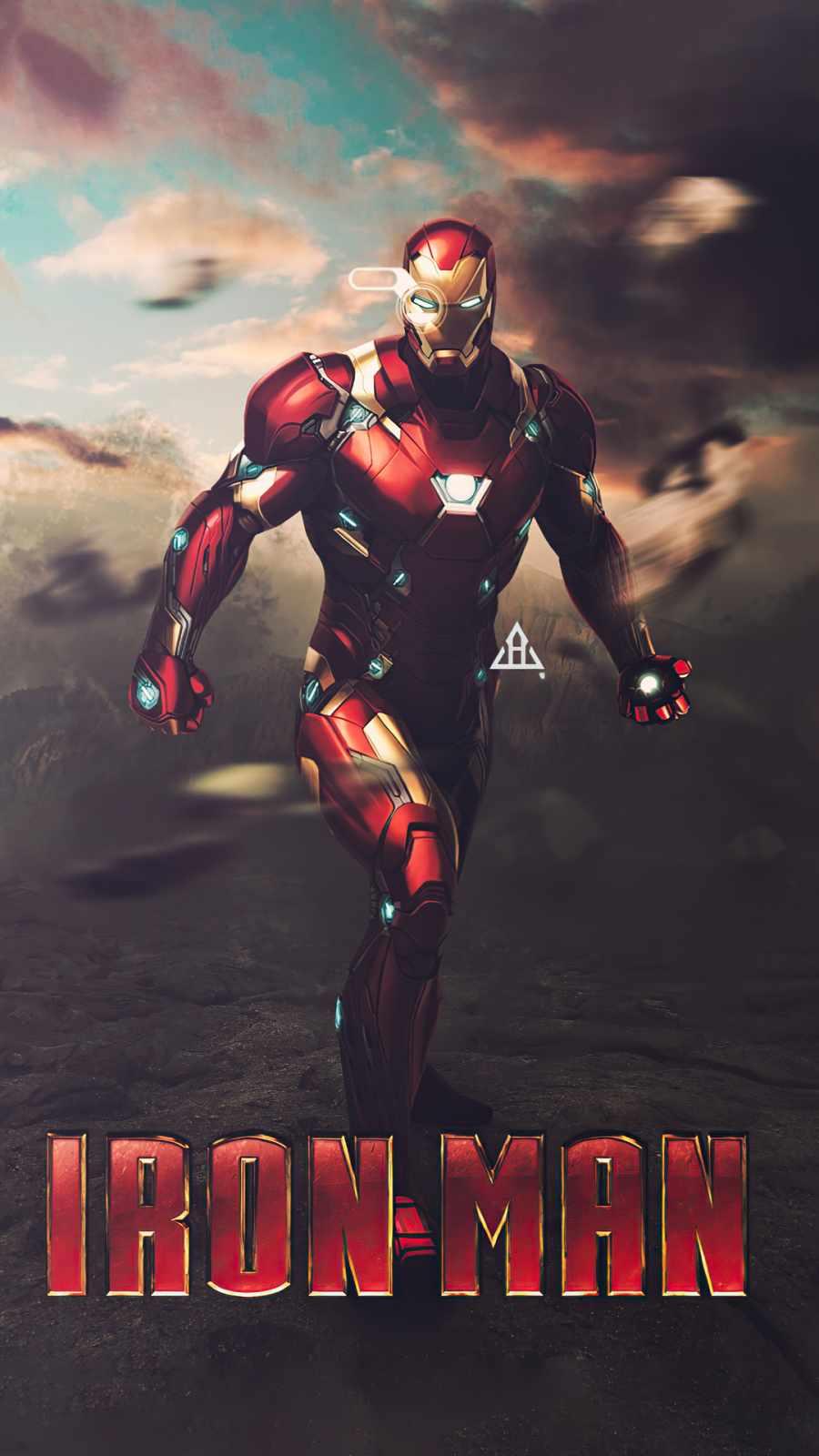 The Iron Man Poster