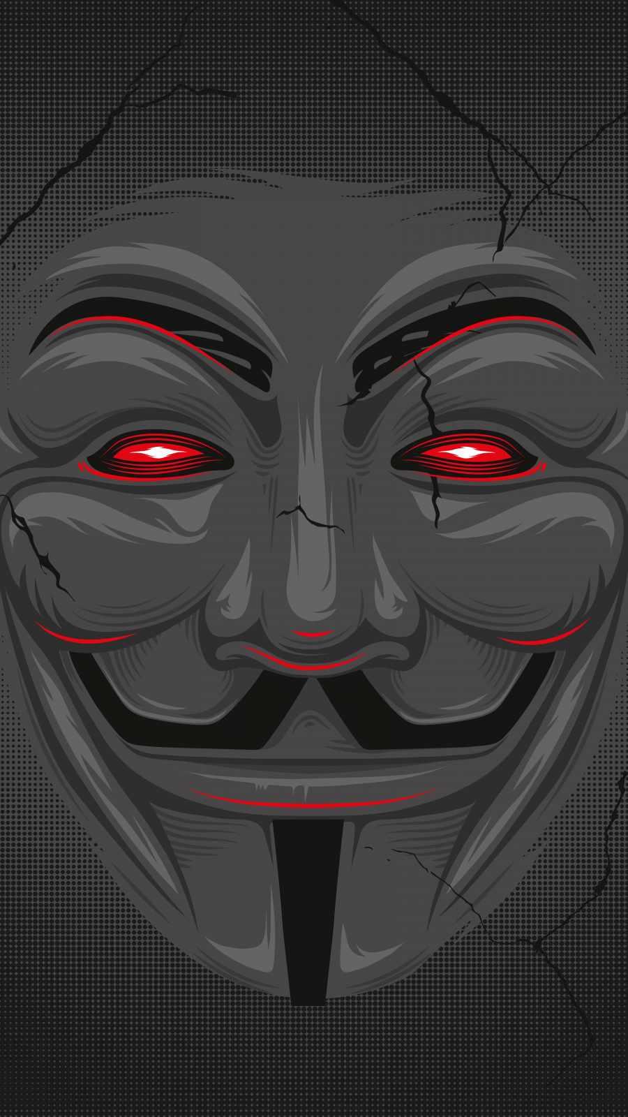 Vendetta Mask Art