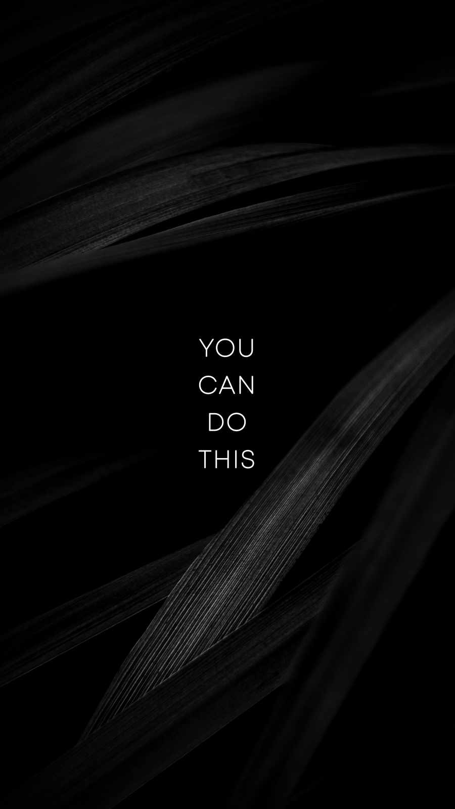 You Can Do This iPhone Wallpaper