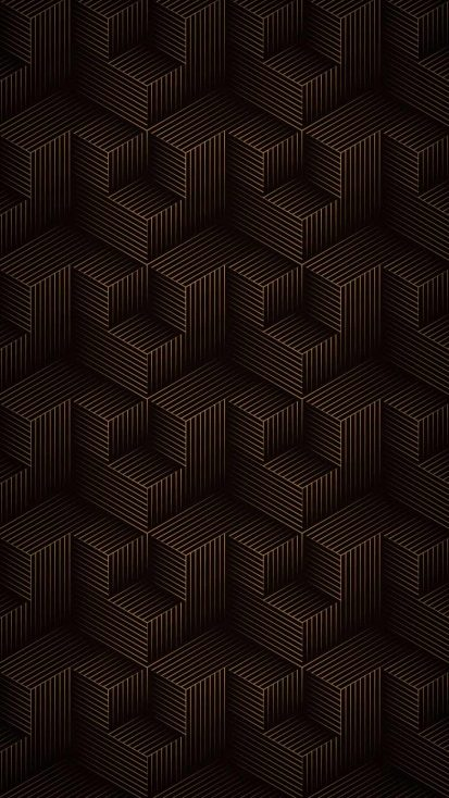 3D Blocks iPhone Wallpaper