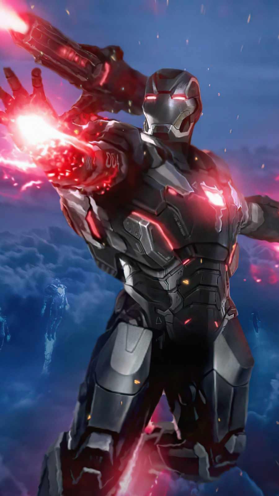 Armor wars iron man