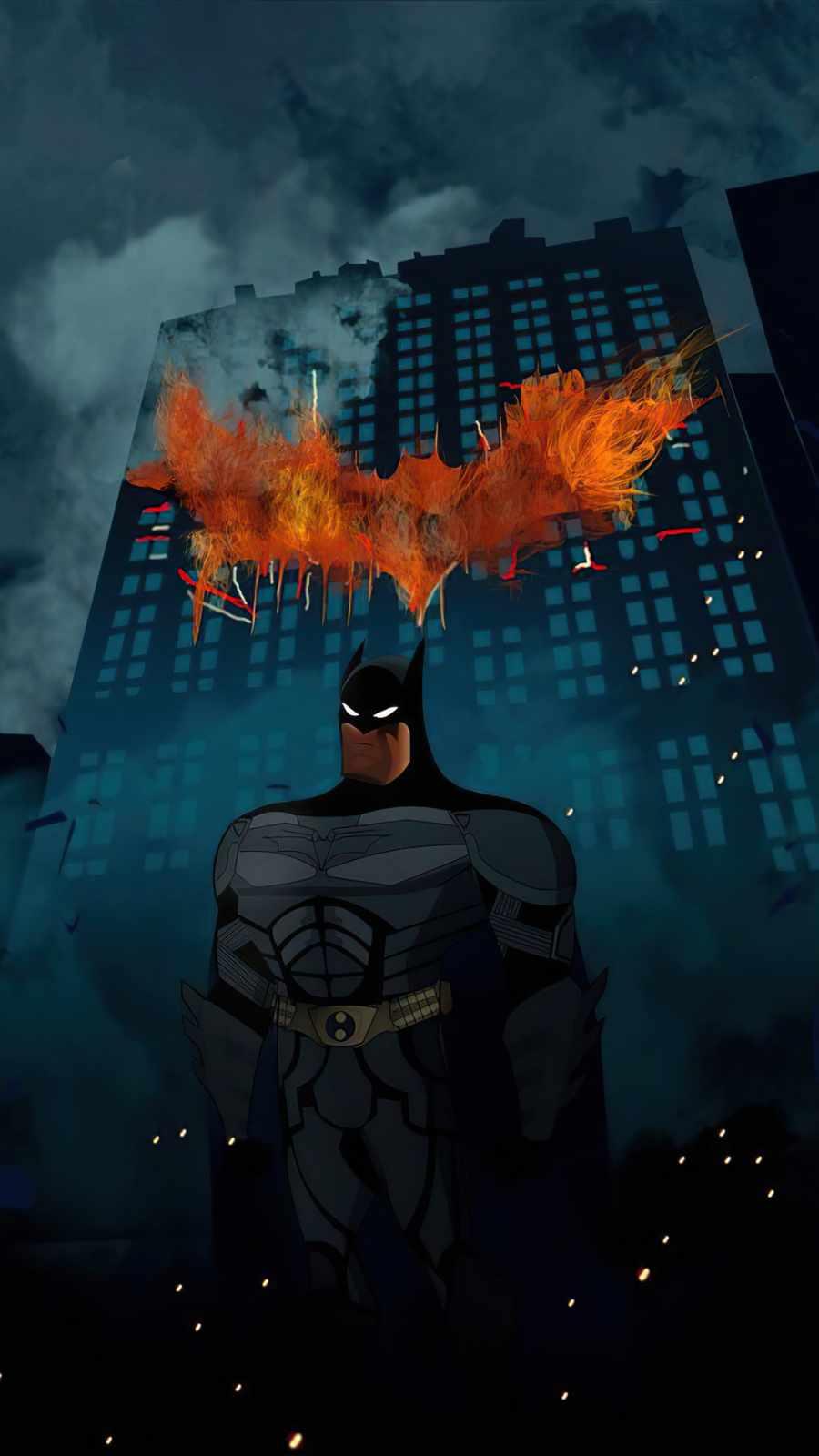 Batman the dark knight minimal