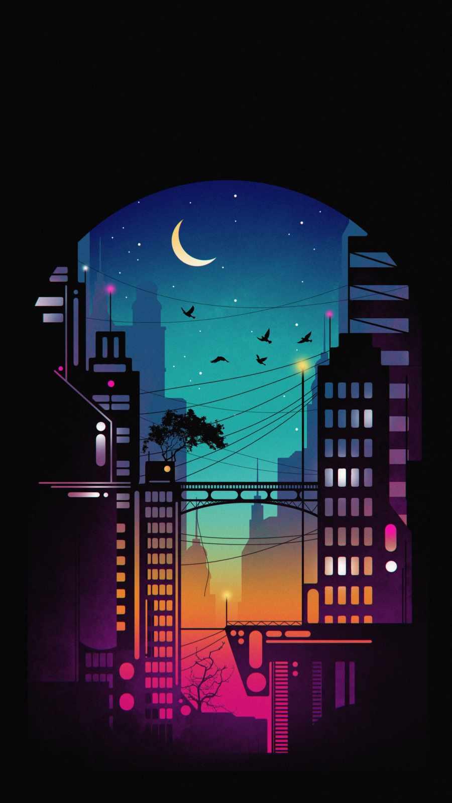 City Night Minimal