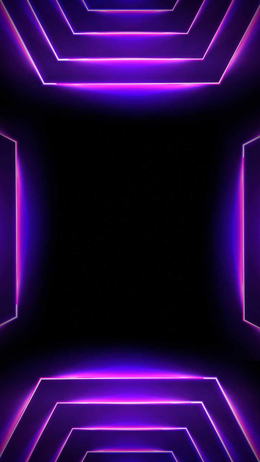 Dark Neon Design